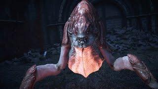 Gears of War 4: Snatcher Boss Fight (4K 60fps)