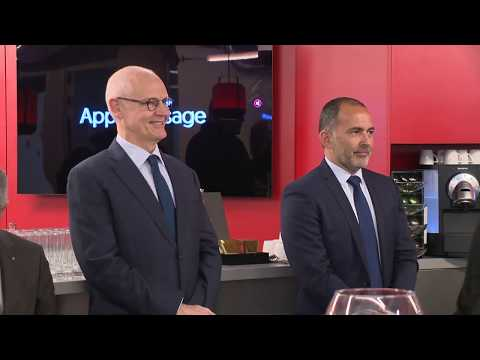 Inauguration Monaco Digital Le Campus - 28 Février 2019