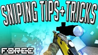 Bullet Force: Sniping Tips & Tricks