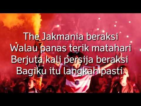 LIRIK !! Gondal Gandul  chant Jakmania  YouTube
