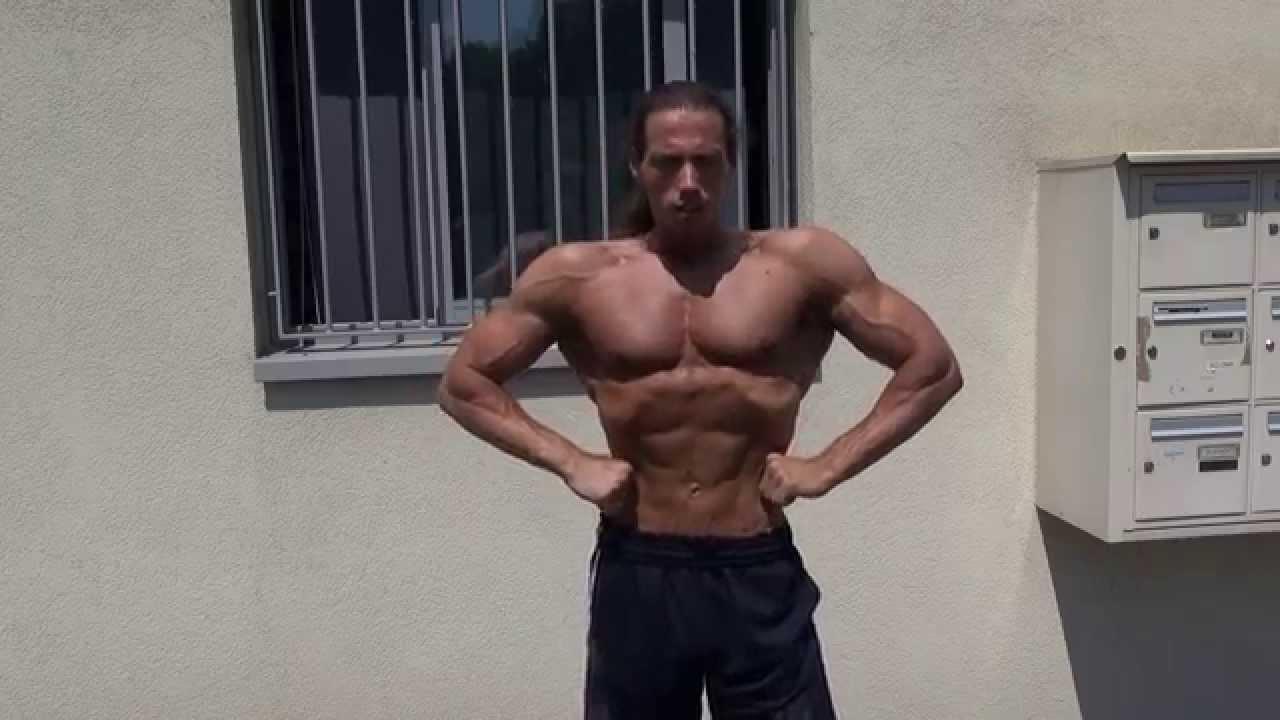 70kg吧_été 2015 posing (1) 180cm 73 kg - YouTube