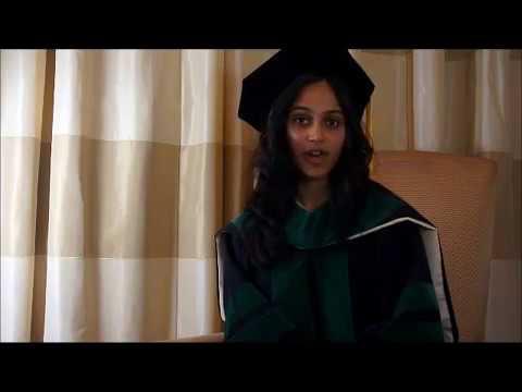 My St. Matthew's Story:  Dr  Amrita Govindraju