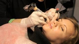 Перманентный макияж. Мастер-класс.(, 2012-10-30T03:53:49.000Z)