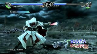 Análise: Soul Calibur V - HD