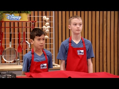 First Class Chefs - Fruit Challenge! - Official Disney Channel UK HD