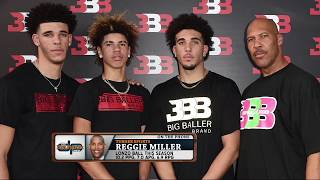 Reggie Miller: Magic Needs to Threaten to Trade Lonzo to Quiet LaVar Ball | The Dan Patrick Show