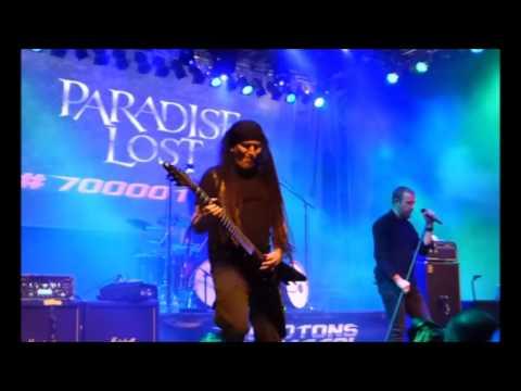 "Paradise Lost new album Medusa ""heavier and doomy"" - Oceano, Human Harvest video debuts!"