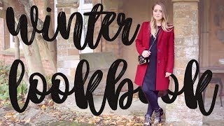 WINTER LOOKBOOK - Maternity Edition! | Fleur De Force