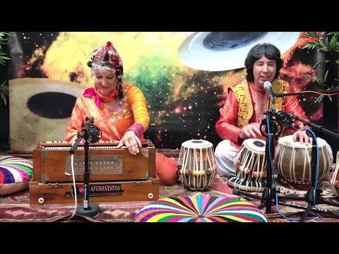 Chup Gaye Sare Nazare performed by Tabla for Two