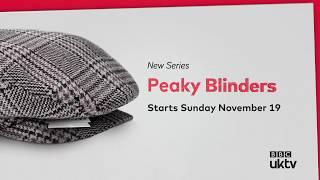 BBC UKTV's Peaky Blinders – Series 4   SKY TV
