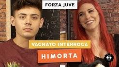 HIMORTA REAGISCE ALLE SUE FOTO SEXY - Vagnato Interroga
