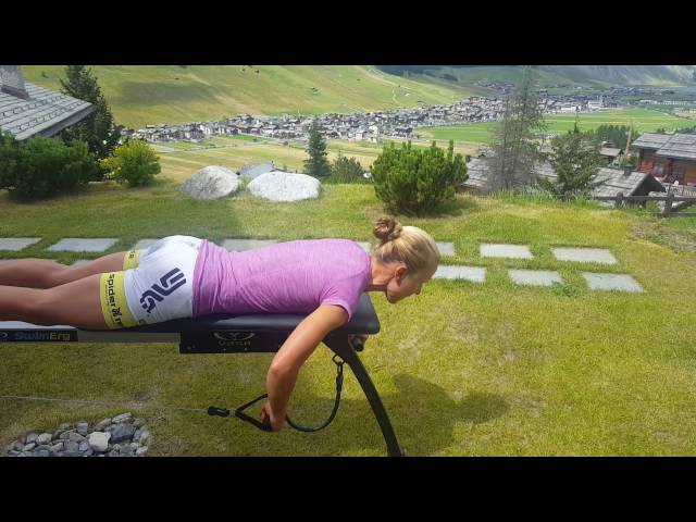 How to increase swimming shoulder fatigue-resistance with Lesley Paterson