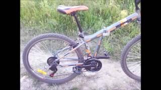 обзор велосипеда  formula hummer