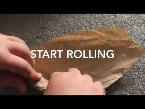 how to make a prop cigar