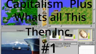 Capitalism Plus WATT Inc. Part 1