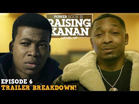 Download Power Book III: Raising Kanan 'Episode 6 Trailer Breakdown'