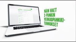 Näin haet S-Pankin verkkopankkitunnukset | S-Pankki