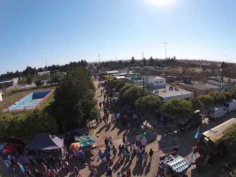 Drakon Drone en ECICA de Colonia Almada - Cba - Arg