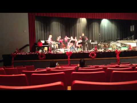 South Belton Middle School Jazz Ensemble Debut