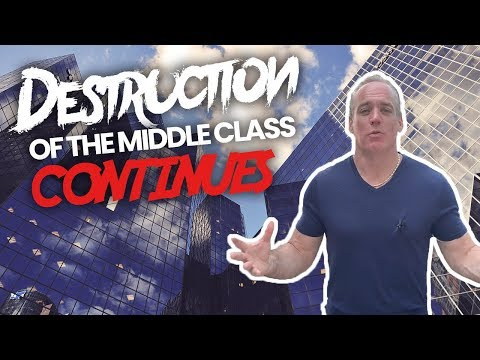 No Rate Hike: The Destruction of the Middle Class Continues