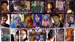 Kingdom Hearts HD 2.8 Final Chapter Prologue E3 2016 Trailer Reaction Mashup