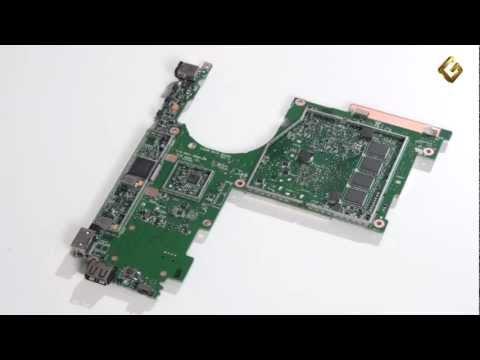Acer Iconia Tab W500 - как разобрать планшет,из чего состоит