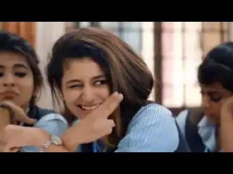Priya prakash varrier song// Bomb diggy diggy Bomb Whatsapp status//