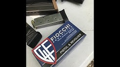 9x19mm, 115gr FMJ, Fiocchi (9AP) Review