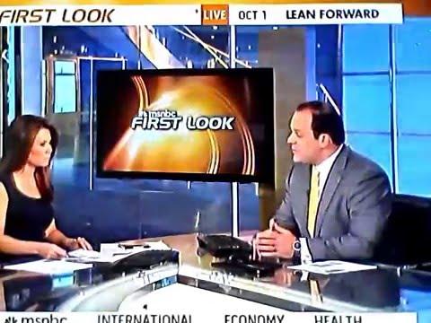 Boris Epshteyn MSNBC October 1 2013