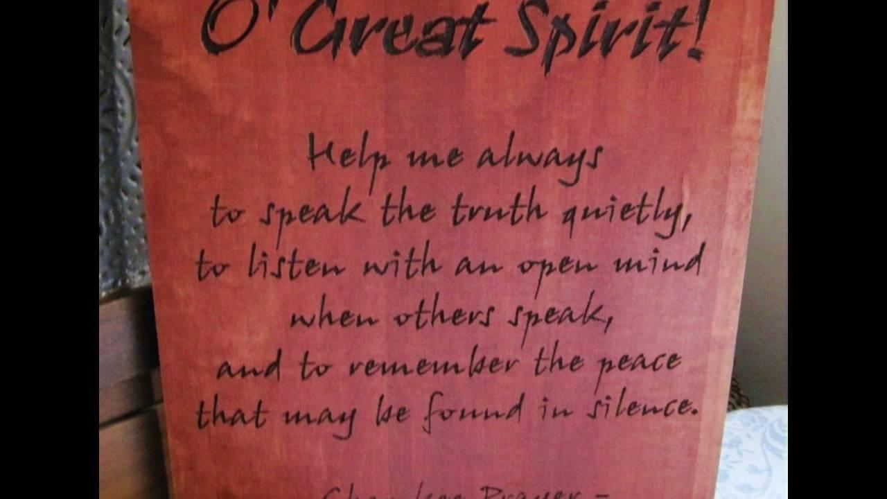 native american - cherokee - round dance prayer