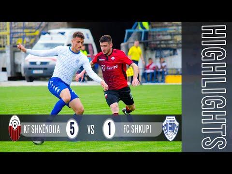 HIGHLIGHTS | KF Shkendija Vs FC Shkupi 5-1 (3-0)