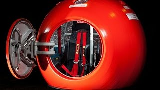 survival capsule the giant ball that could save your life