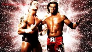 "Rated RKO 1st WWE Theme Song ""Metalingus+Burn In My Light""(WWE Mix)"