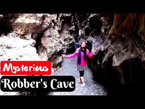 Robber's Cave, Dehradun | Guchhupani