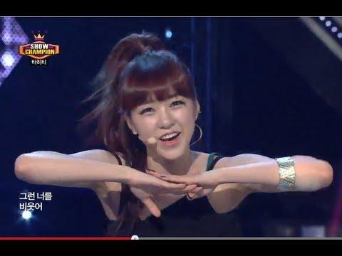 TAHITI - Love Sick, 타히티 - 러브 시크 Show Champion 20130731
