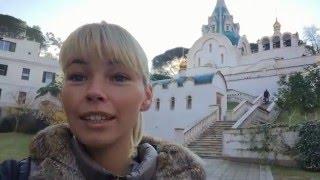 Русская православная церковь в Риме. Екатерина Шкатова, гид по Риму.(, 2015-12-06T19:10:14.000Z)
