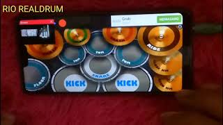 Video REALDRUM COVER YA MAULANA SABYAN GAMBUS download MP3, 3GP, MP4, WEBM, AVI, FLV Juli 2018