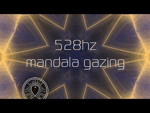 Meditation Techniques: Concentration Music, 528 hz Meditation Music, Mandala Gazing