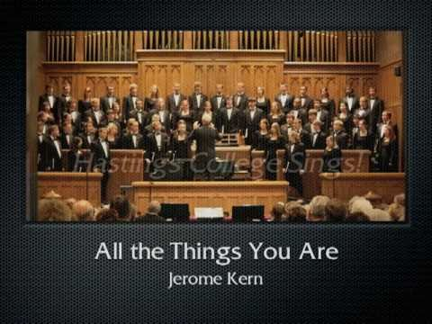 All the Things You Are The Hastings College Choir