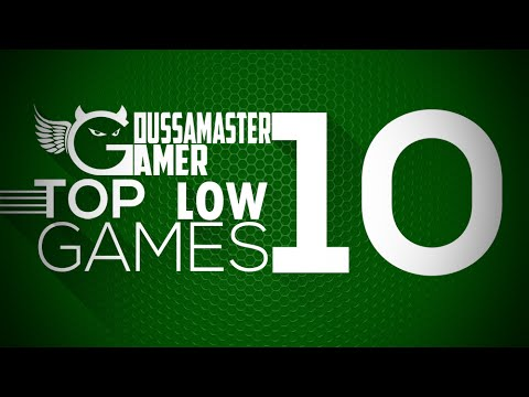 (Part2) top 10 games for low pc (1GB RAM) + Gameplay