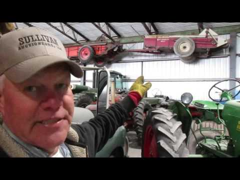 Indiana Man's Amazing Tractors & Farm Trucks Collection