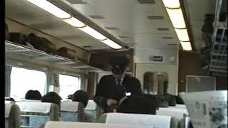 【車内放送】特急ホワイトアロー2号(781系 旧式「鉄道唱歌」 車内販売もあり 札幌-千歳空港)