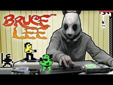BRUCE LEE (1984) - LukHash REMIX (performed by ? Kung Foo Panda)