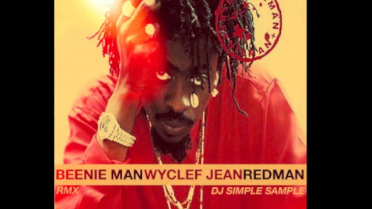 Beenie Man ft. Wyclef Jean & Redman - LUV ME NOW (Mashup by Dj ...