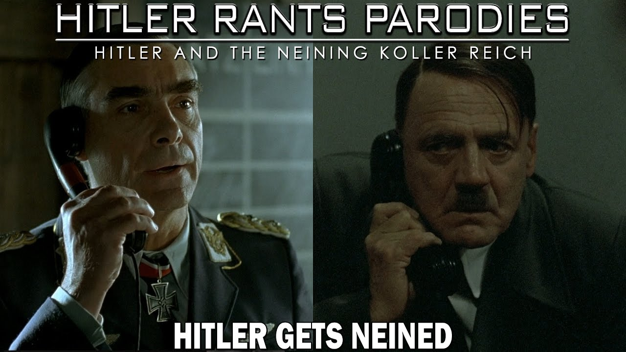 Hitler gets neined