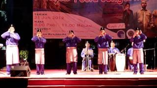 Johan Nasyid Pesta Sungai Melaka 2012 - SMA Darul Falah