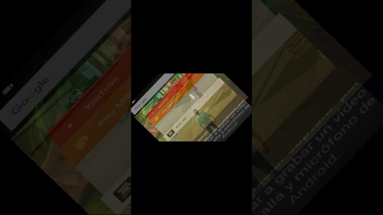 Extraño bug en GTA vice city (Android)