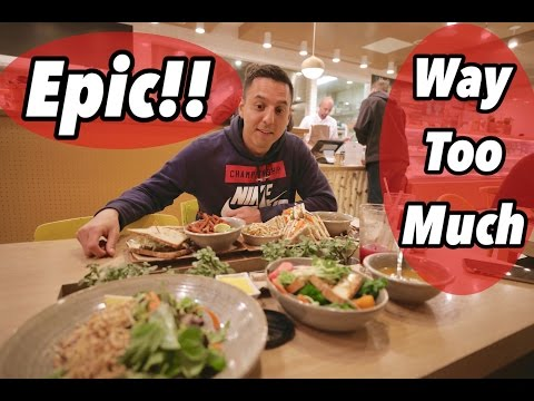 EPIC VEGAN RESTAURANTS IN LOS ANGELES + GREEN JUICE RECIPES + LEG TRAINING