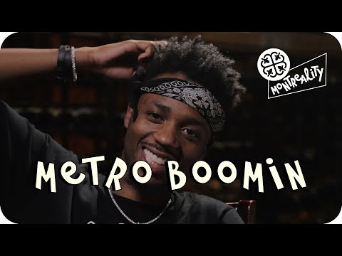 Metro Boomin 'Montreality' Interview
