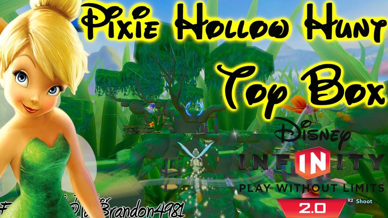 Disney Infinity 2.0 TinkerBell Pixie Hollow Hunt - Tinker ...